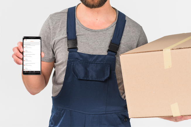Servicio delivery